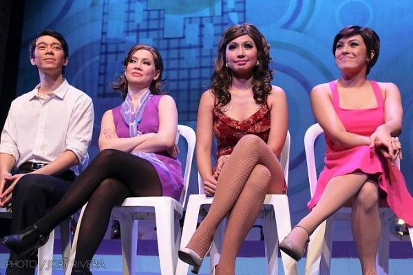 Anthony Tarrosa Ong, Sheree Vidal, Nikki Gil