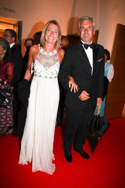 Bettina Steigenberger and Ronnie Leitgeb