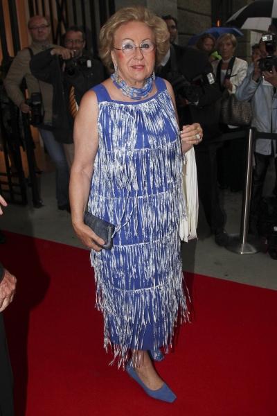 Photo Flash: MACBETH Arrivals at Salzburg Festival 2011