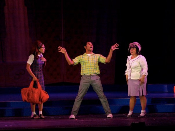 Photo Flash: HAIRSPRAY Opens at the Hollywood Bowl Part One