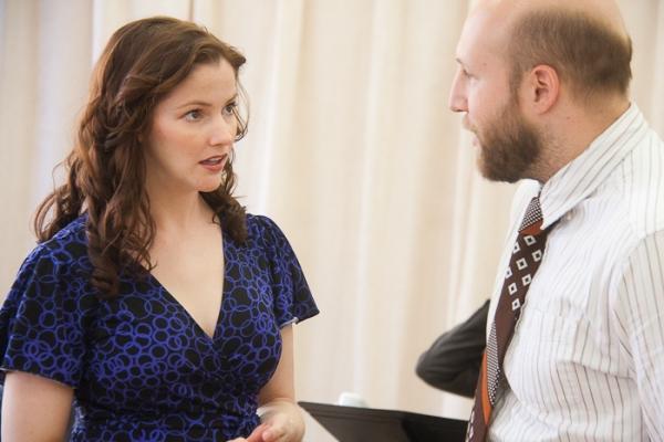 Joy Farmer-Clary and Jonathan Dickson