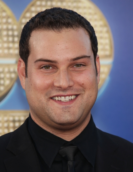 Max Adler  at GLEE 3D Concert the Movie World Premiere