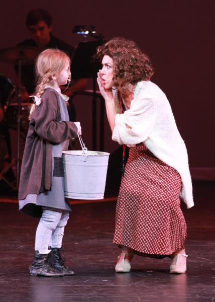 Andrea McArdle with Gaby Bradbury at Broadway Dreams (BDF) Is the Real Deal!