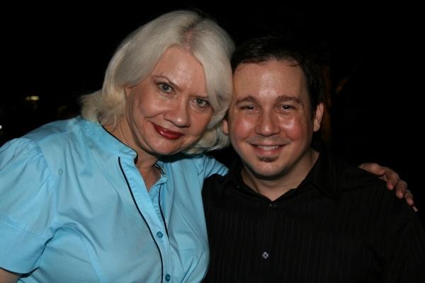 Jenny Lynn Stewart and Larry Sousa