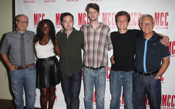 Photo Coverage: Meet The Cast & Creatives of THE SUBMISSION