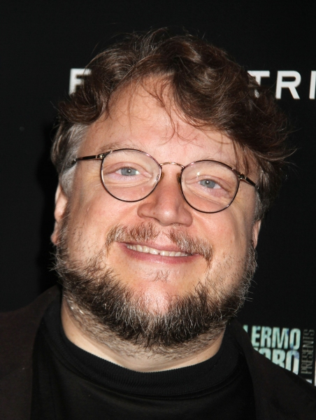 Guillermo Del Toro at Don't Be Afraid of the Dark Premieres in NYC