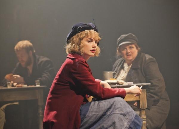 Jenny Galloway Theatre Credits