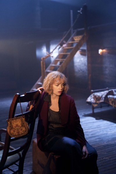 Photo Flash: Jude Law Leads Donmar Warehouse's ANNA CHRISTIE
