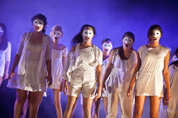 Photo Flash: JASPER IN DEADLAND Premieres in Pasadena