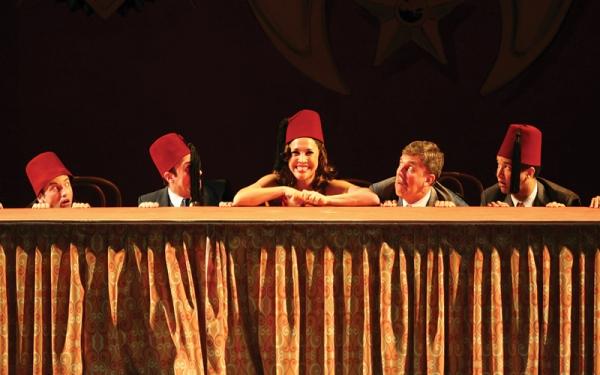 Photo Flash: Lara Teeter, Andrea Burns, et al. in The Muny's BYE BYE BIRDIE!