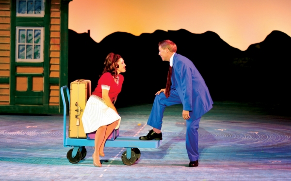Photo Flash: Lara Teeter, Andrea Burns, et al. in The Muny's BYE BYE BIRDIE!