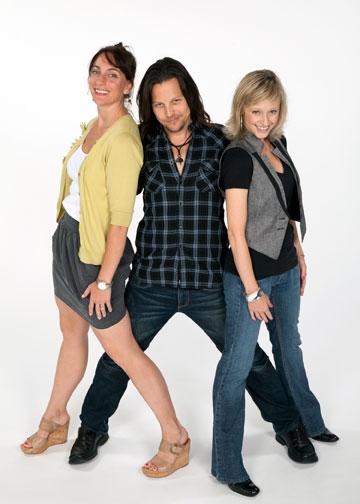Laura Shoop , Jason Wooten and Nadine Isenegger  Photo