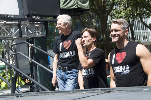 Photos: PRISCILLA, MARY POPPINS, et al. at Broadway in Bryant Park!
