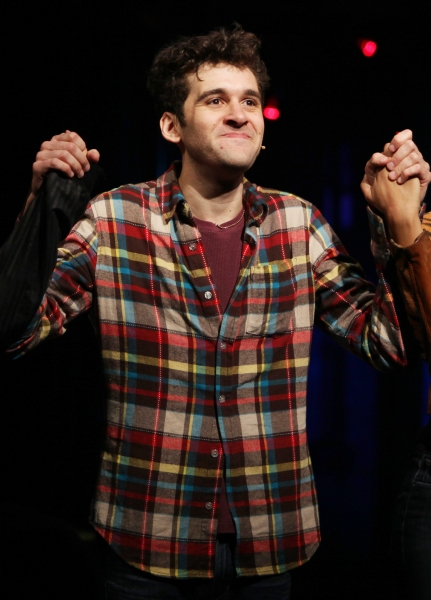 Photo Coverage: RENT Opening Night Curtain Call!