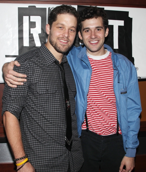 Photos: RENT Opening Night After Party