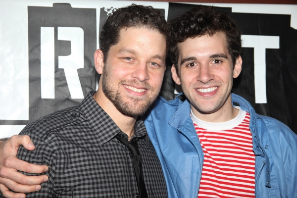 Photo Coverage: RENT Opening Night After Party