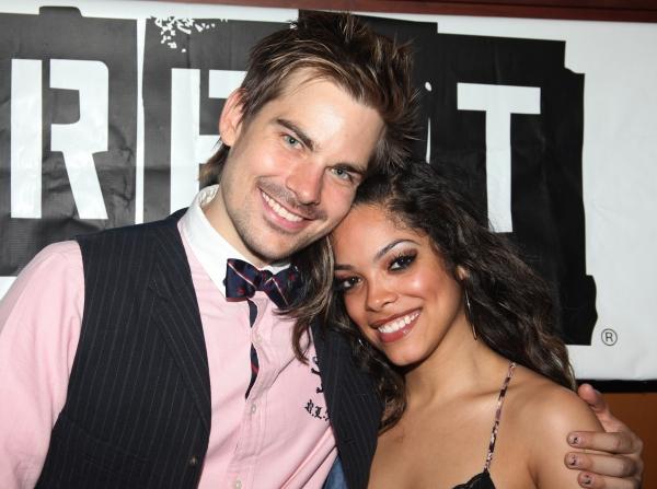 Matt Shingledecker & Arianda Fernandez  Photo