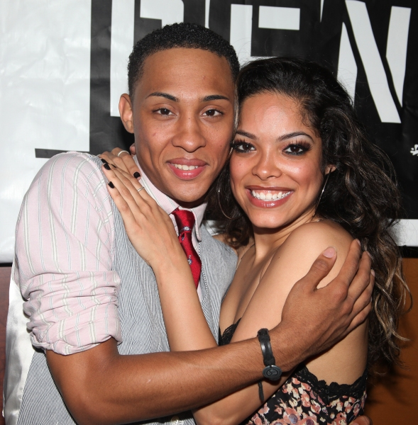 MJ Rodriguez & Arianda Fernandez