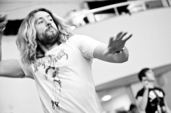 Photo Flash: ROCK OF AGES Begins Rehearsal in London!