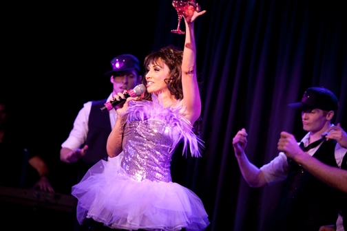 Photo Flash: ALL HAIL THE QUEEN At The Midtown Theater
