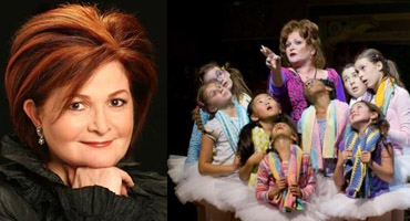 BRIDGING TV & THEATRE: Faith Prince & DROP DEAD DIVA - Plus Laurents, Robbins, MAME, GYPSY & More!