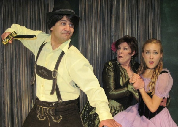 Photo Flash: Kentwood Players Presents CANDIDE 9/16-10/22