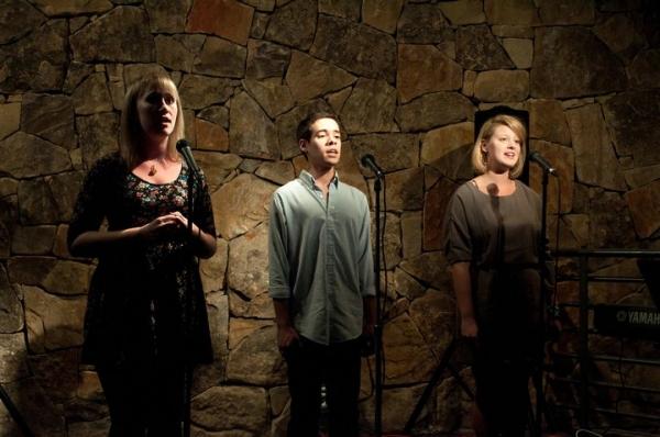 Hannah Brake, Joshua Gonzales, and Rachel Brown
