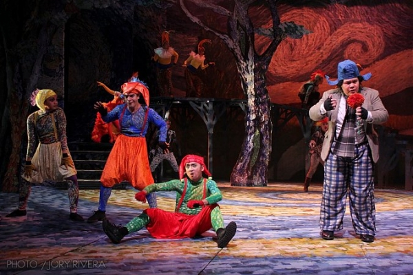 Photo Flash:  Repertory Philippines Opens SEUSSICAL, 8/13-12/11