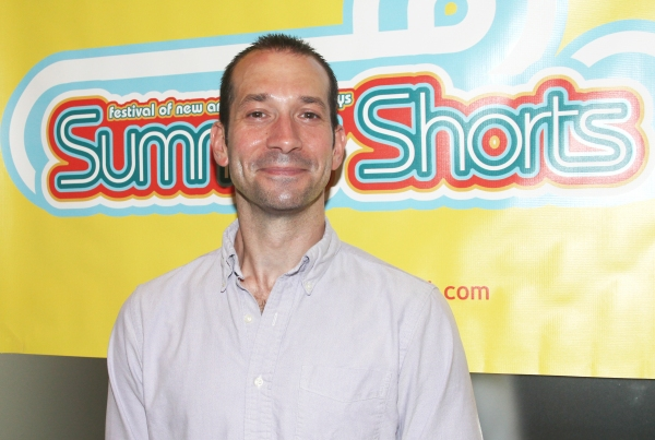 'The New Testament': Jeff Binder  at SUMMER SHORTS 5 Celebrates Opening Night!