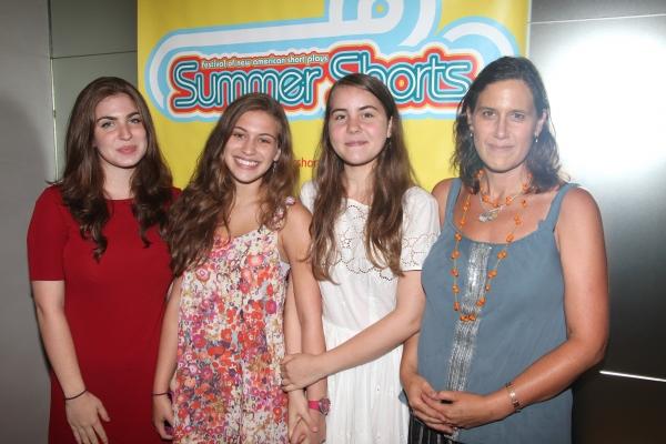 'Carrie & Francine': Playwright Ruby Rae Spiegel, Lydia Weintraub, Louise Sullivan & Director Laura Barnett
