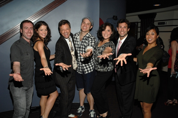 Photo Flash: CAST PARTY Visits Chicago!