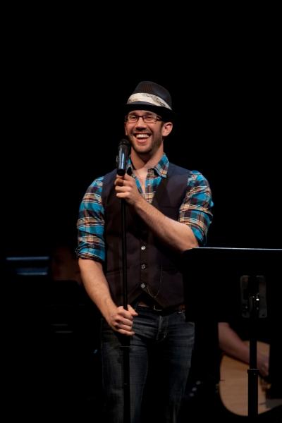 Host Brandon Ivie
