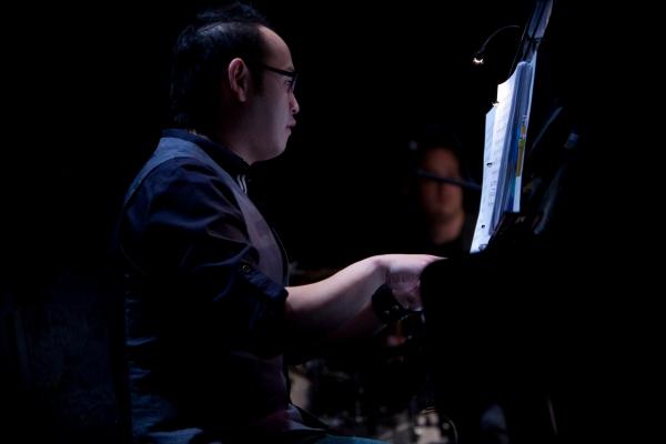 Music director R.J. Tancioco Photo