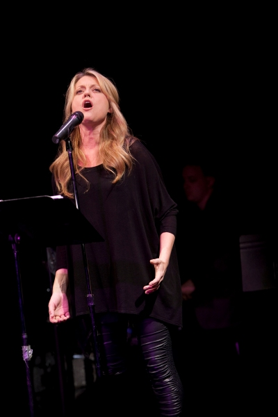 Photo Flash: Kendra Kassebaum, Louis Hobson, et al. in NEW VOICES 11