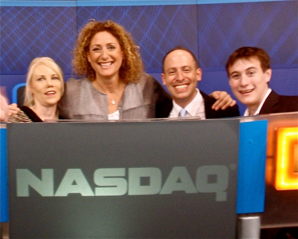 Lynn Shaw, Judy Gold, Jeremy Katz and Ryan Pennock