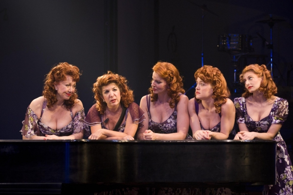 Photo Flash: First Look at WTF's TEN CENTS A DANCE