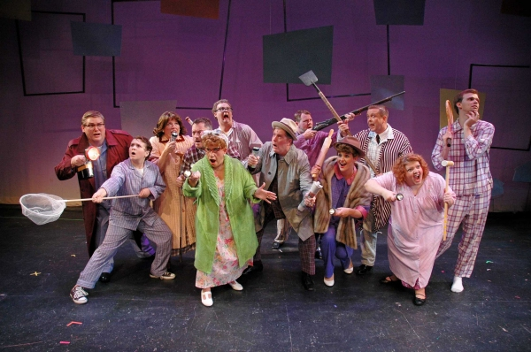 Photo Flash: Theatre Memphis Presents BYE BYE BIRDIE