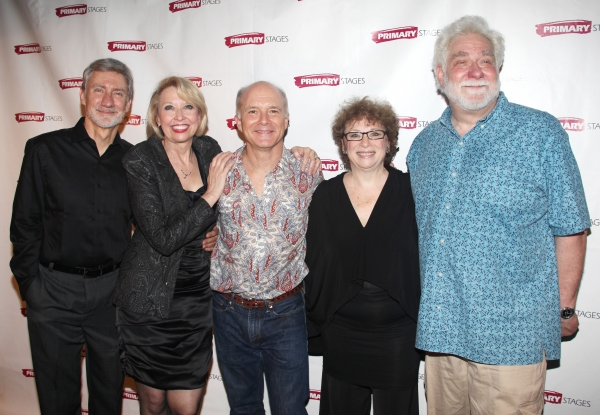 Photo Coverage: OLIVE AND THE BITTER HERBS Celebrates Opening Night!