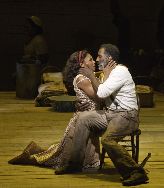 Photo Flash: First Look at Broadway-Bound PORGY & BESS at A.R.T.
