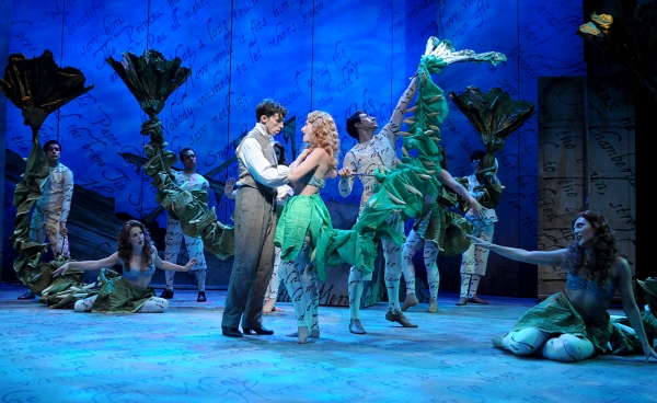 Photo Flash: PCPA Presents American Premiere of MY FAIRYTALE Featuring Score by Stephen Schwartz
