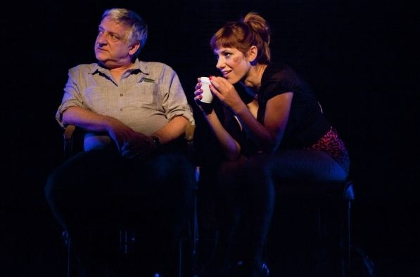 Simon Russell Beale, Charlotte Parry