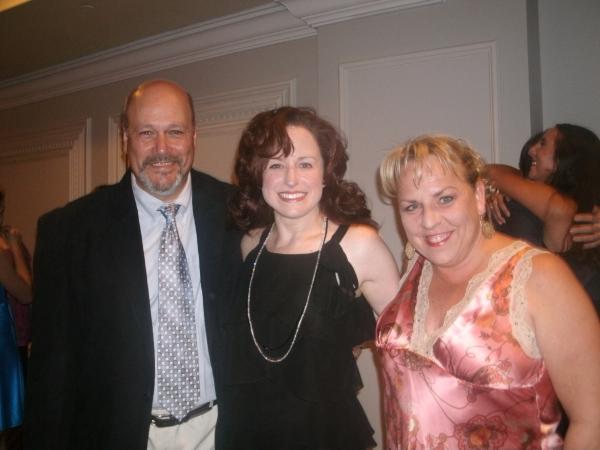David Girolmo, Heidi Kettenring and Ann McMann