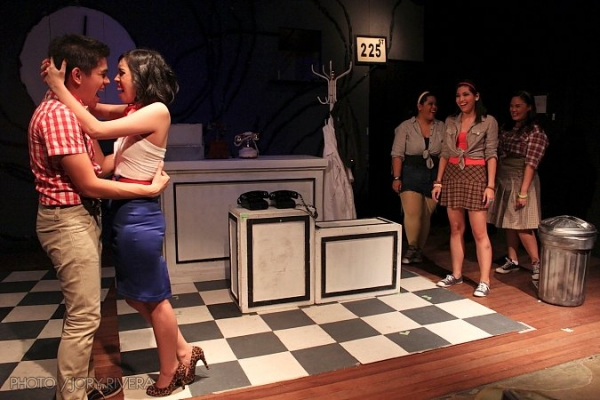 Photo Flash: Ateneo Blue Repertory Celebrates 20 Years with LITTLE SHOP OF HORRORS