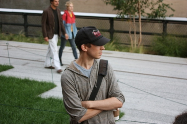 Photo Flash: ESPA Students in Site-Specific Directing!