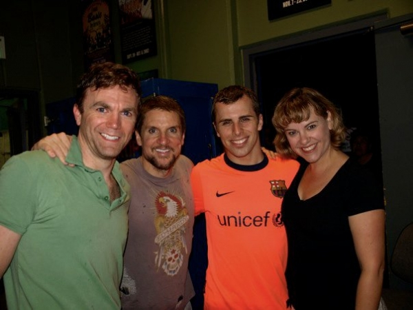 John Todd, James Leo Ryan, Andrew Wilson Photo