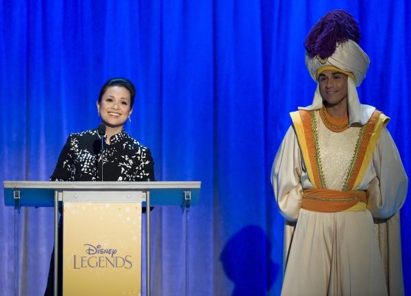 Photo Flash: Lea Salonga, Anika Noni Rose, Paige O'Hara et al. Honored at D23 Expo