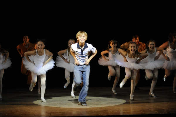 Photo Flash: London's Newest BILLY ELLIOT Takes the Stage