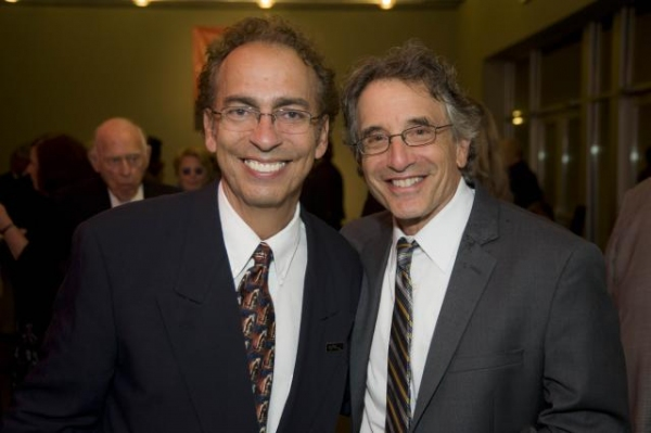 Tony Simotes and Chip Zien Photo
