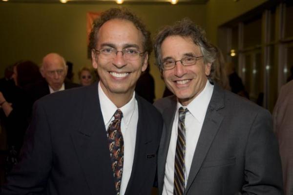 Tony Simotes and Chip Zien