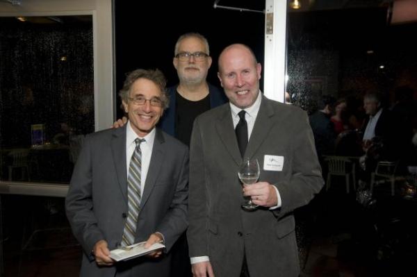 Chip Zien, Bill Finn and Sam Scalamoni Photo